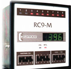 Регулятор реактивної потужності RC9-M