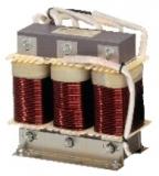Реактори низьковольтні детюнінговие для систем КРМ