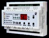 Цифрові температурні реле TР-100/101/102