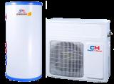Тепловий насос для гарячого водопостачання (R22)