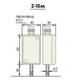 Термоперетворювач опору Тера 2-10м