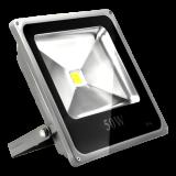 Світлодіодний прожектор Slim 50W 6000K Bellson